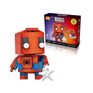 Mini Brick Heroes Spiderman
