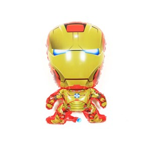 Shaped Foil Balloon Iron Man