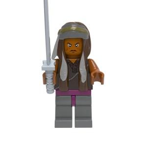 Block Minifigure Michonne