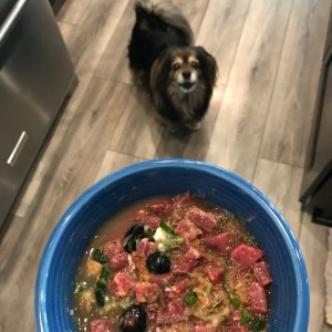 What is in your pet's food image