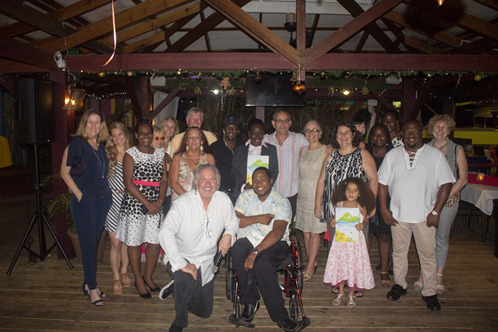 Pure Grenada Book Launch