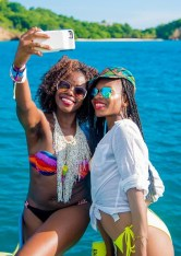 Spice Addiction Entertainment's patrons can sail the beautiful Grenadian waters in fine style