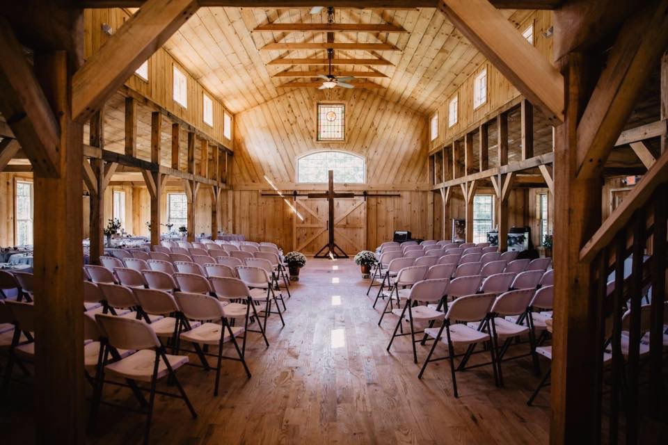 The Barn at Tall Oaks Event Center