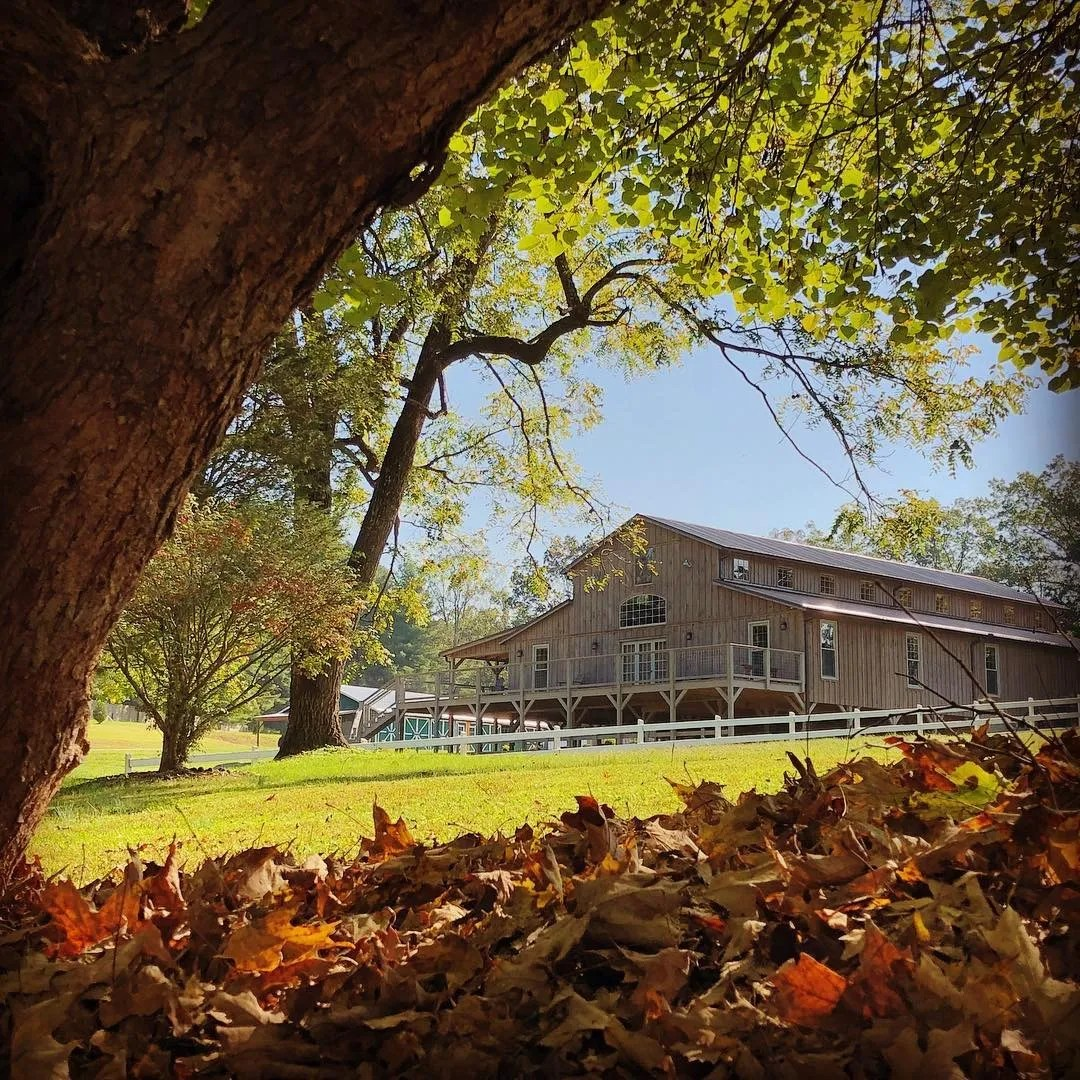 The Barn at Tall Oaks Farm Event Center Features
