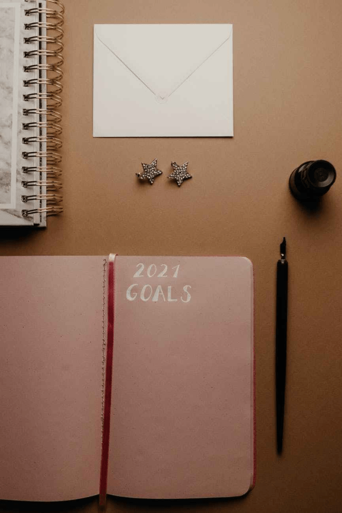2021 New Year's Resolutions + Blog Resolutions