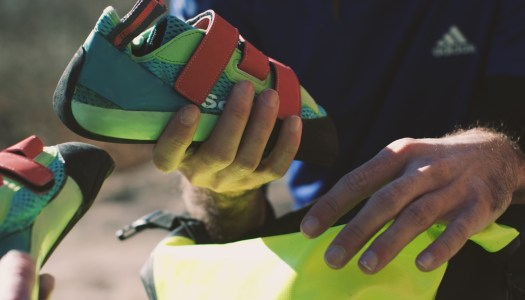Kickstarter We Love: So iLL Climbing Shoes