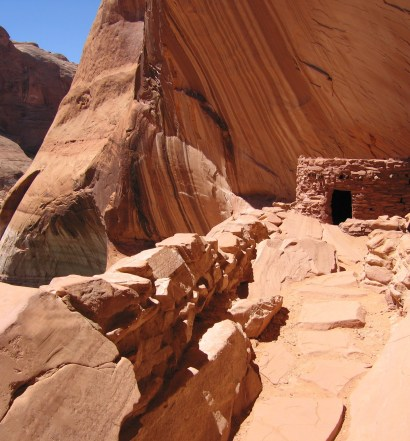 Defiance House - Near Escalante - ph: Charles Watkins