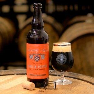 Breckenridge Brewery's 25th Anniversary Ale