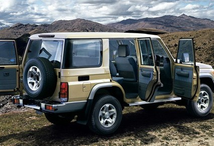 Toyota Re-Releases the Iconic Land Cruiser FJ70 in Japan ...
