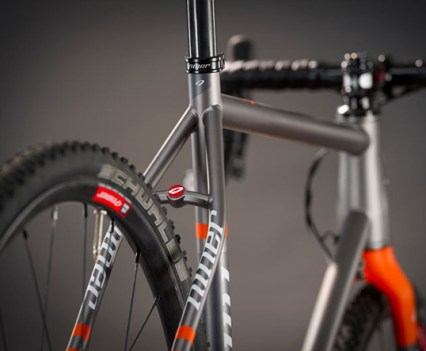niner rlt 9 steel adventure bike