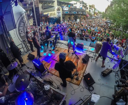 GoPro Mountain Games -concert - Photo by ShowLoveMedia