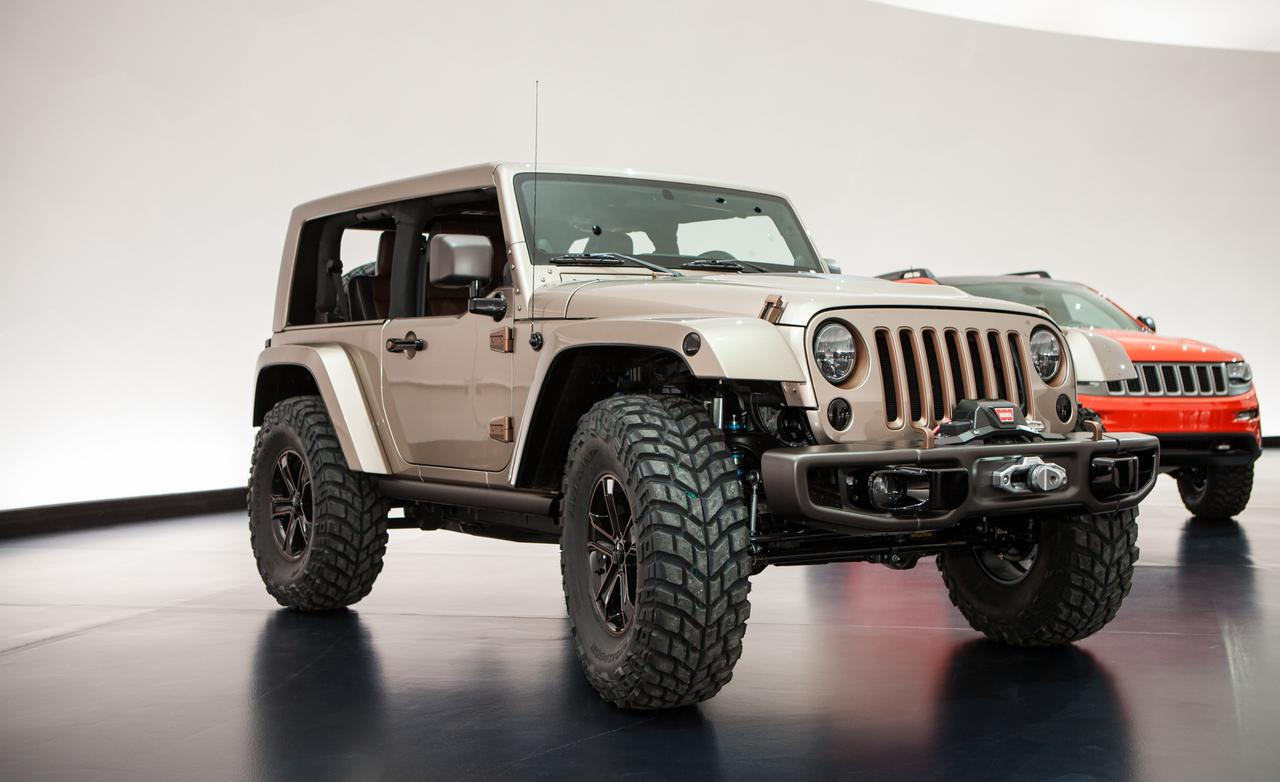 Good News For 2018 19 Jeep Wrangler The Basin And Range