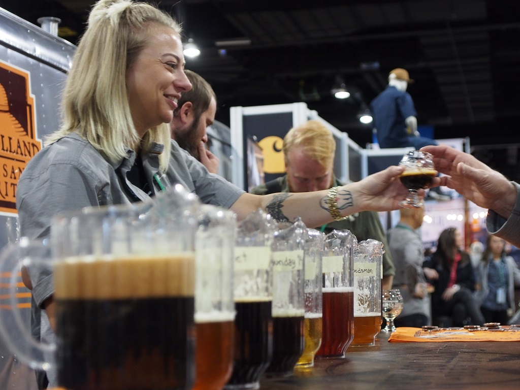 2016 GABF - Photo by Charles Watkins - hop the vote