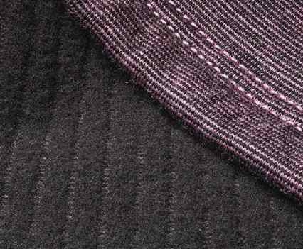 Voormi Surface Hardened Outdoor Wool Closeup -