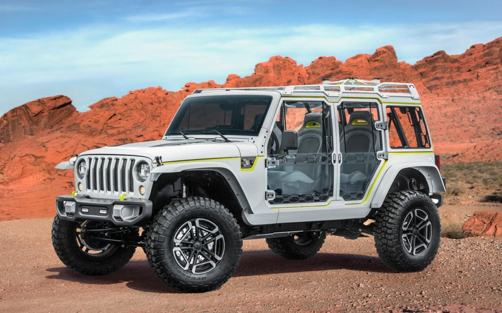 2017 Jeep Safari Concept