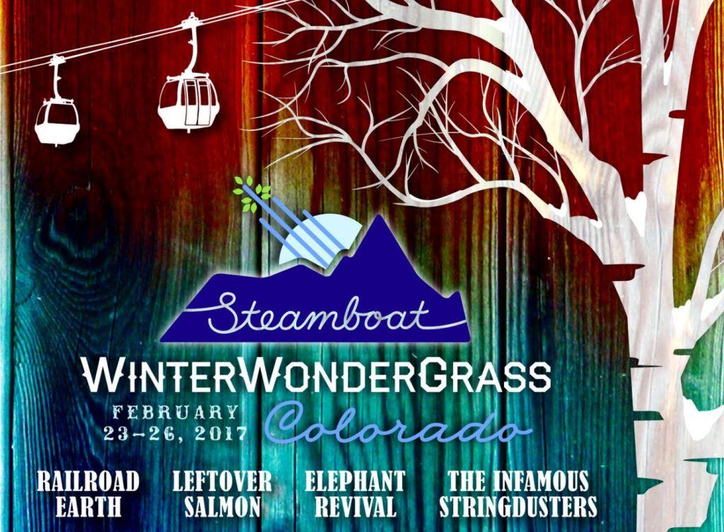 WinterWonderGrass Bluegrass Music Fest