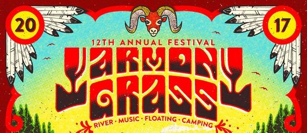 Yarmony Grass 2017 poster