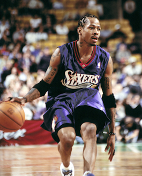 Allen Iverson could be elected into the Basketball HOF one year earlier.