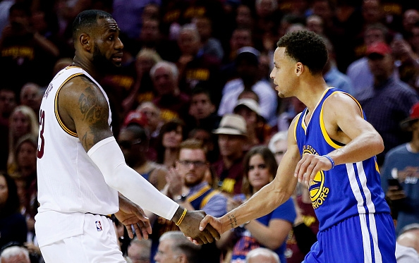 LeBron James and Steph Curry remain as two of the league's best players.
