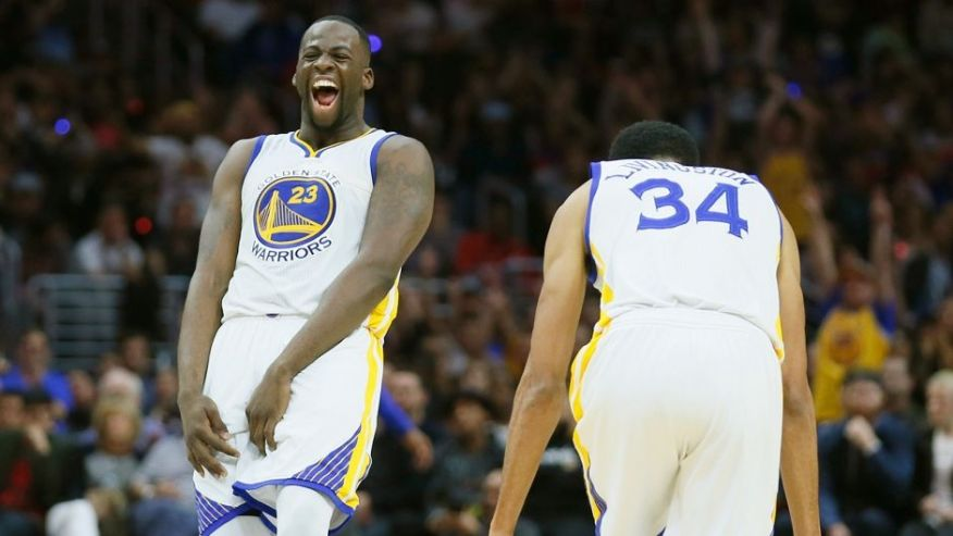 Draymond Green leads the Warriors to a nail-biting victory over the Clippers as he tallies his league leading 11th triple-double