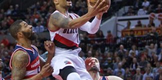 Damian Lillard tallies 41 and 11 in an OT win against the Wizards