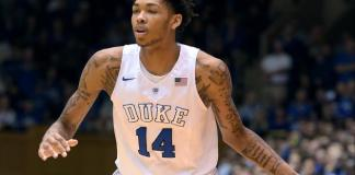 The best prospect left in the NCAA tournament in Brandon Ingram