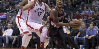 Damian Lillard's 50 isn't enough to complete the comeback against the Raptors