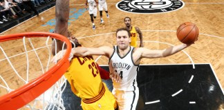 Brooklyn emerges victorious as the Cavaliers falter in the fourth quarter.