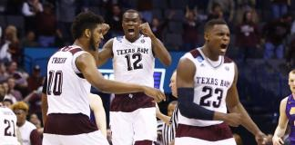 Texas A&M scored 12 points in 33 seconds to complete one of the best comebacks ever.