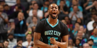 Kemba Walker scores 26 as the Hornets beat the Rockets