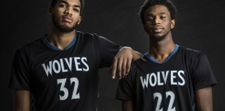 Wiggins and Towns will help lead Minnesota to the promise land