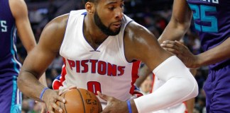Andre Drummond expected to get $100 million this offseason
