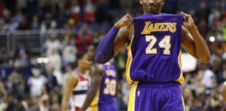 Six numbers about Kobe Bryant's career