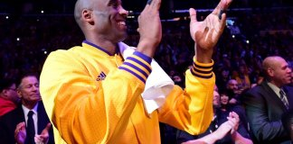 Kobe bids farewell to the game he loves so dearly