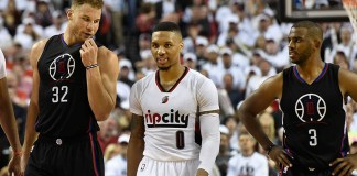 Chris Paul and Blake Griffin are questionable for game five