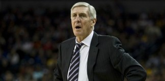 Jerry Sloan publically announced his battles against multiple diseases
