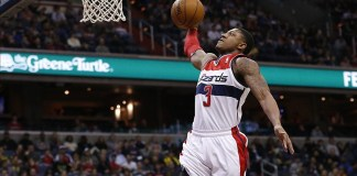Bradley Beal believes he's deserving of a max contract