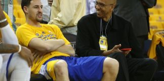 Mychal Thompson said the 2016 Warriors would beat the Showtime Lakers