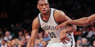 Thaddeus Young at the center of trade rumors