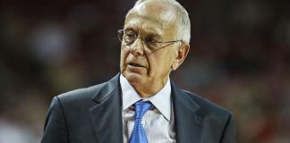 Larry Brown is reportedly stepping down as head coach of the SMU Mustangs