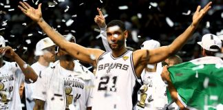 NBA legend is retiring from the game after 19 seasons with the Spurs