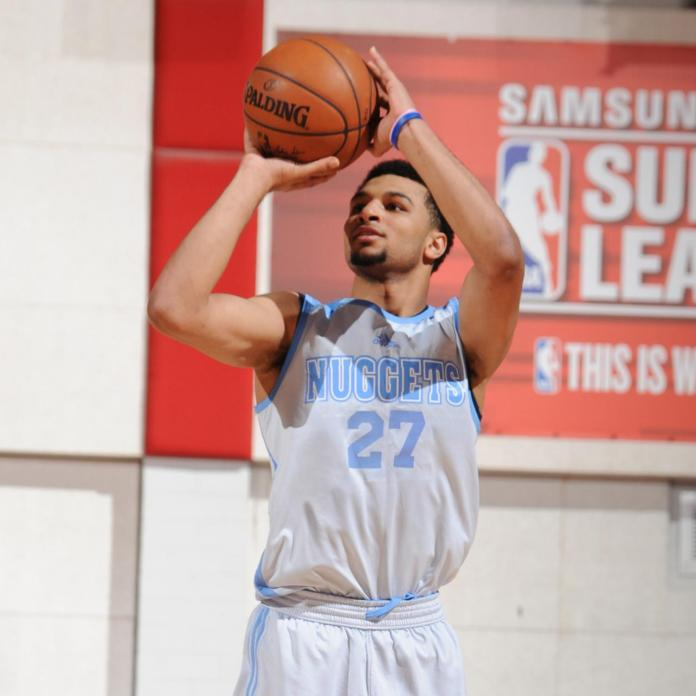 Watch Jamal Murray, D'Angelo Russell, and Buddy Hield ball out in SL action