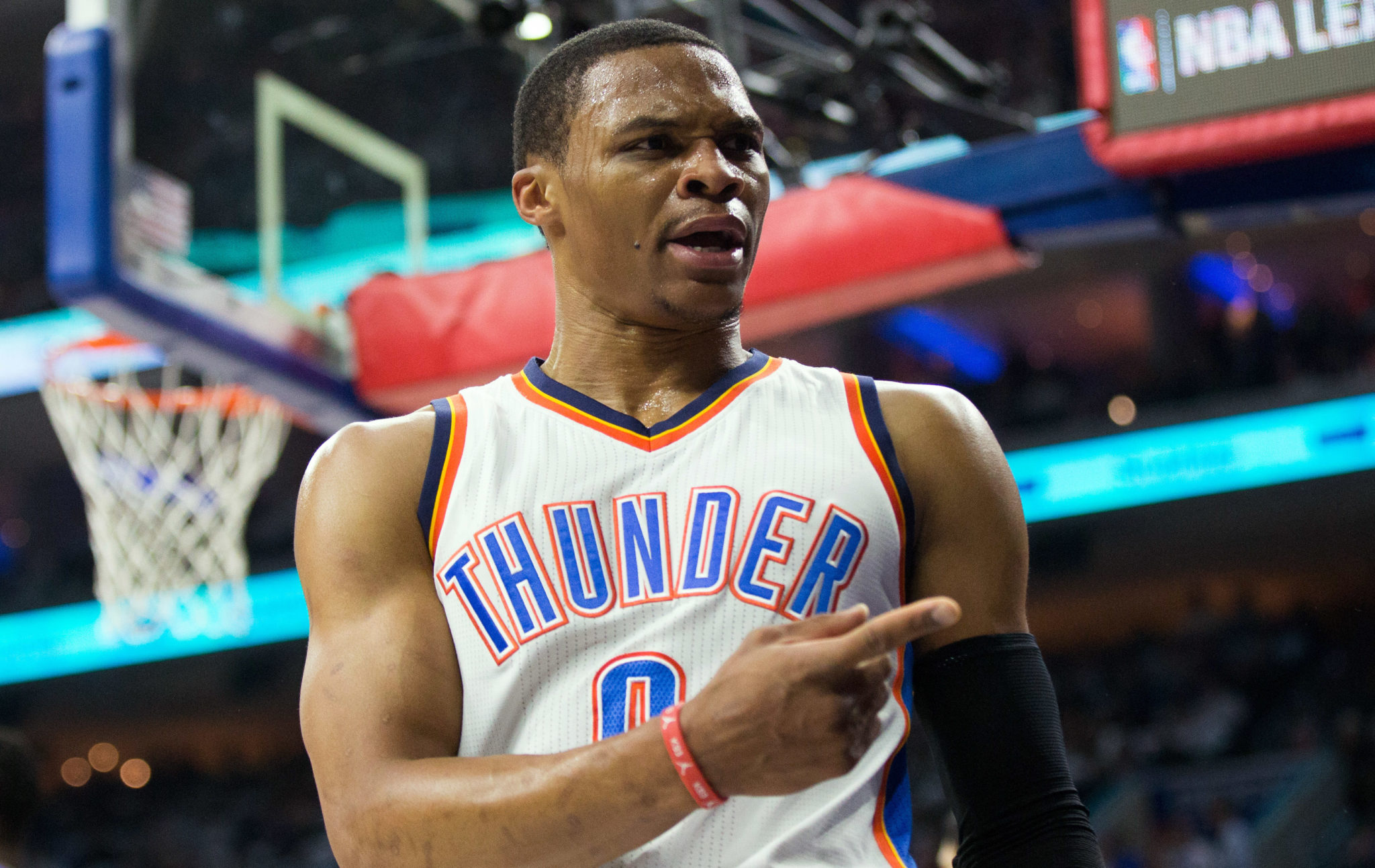 381db329a6cc Mike Malone  Russell Westbrook Plays Like Someone  Pissed In His ...