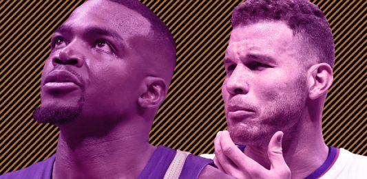 Blake Griffin and Paul Millsap were big winners and got nine-figure contracts from the Los Angeles Clippers and Denver Nuggets. Mandatory Credit - USATSI