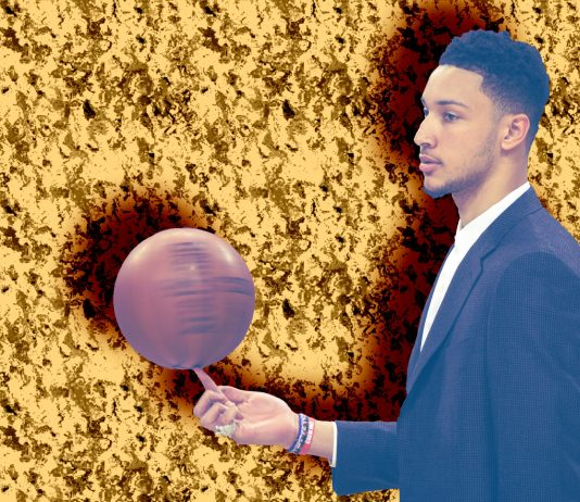 Philadelphia 76ers forward Ben Simmons may not have played a game yet, but that doesn't stop him from wanting to be the NBA's best player. Mandatory Credit: USATSI