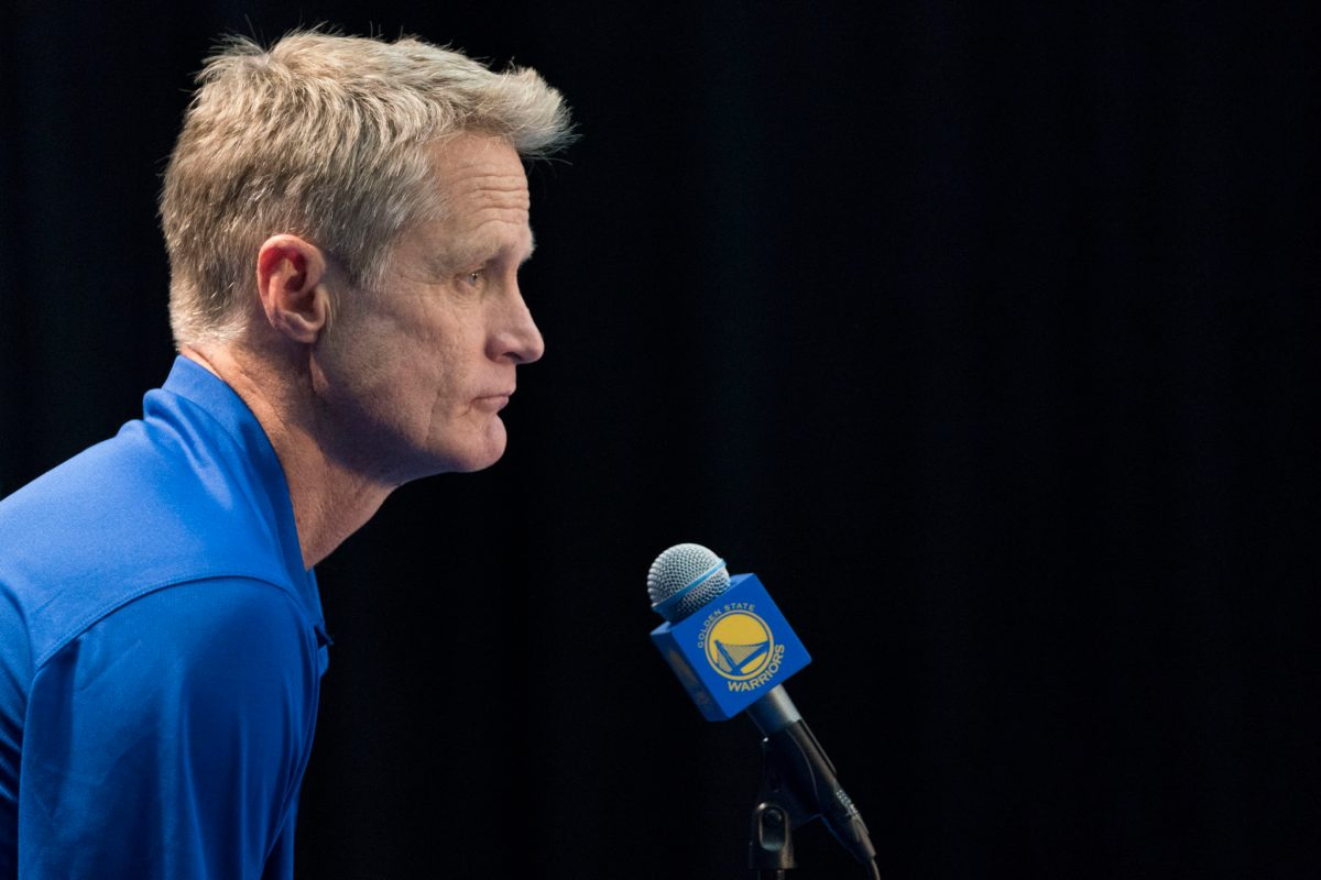 Steve Kerr: Racism Is More Disrespectful Than Kneeling For Anthem
