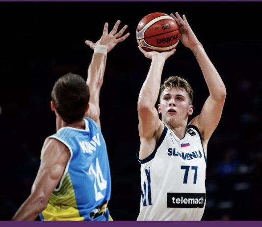 Luka Doncic had a dazzling EuroBasket run, and Goran Dragic believes the 18-year-old will become the NBA's best player. Photo Credit: Luke7Doncic / Twitter