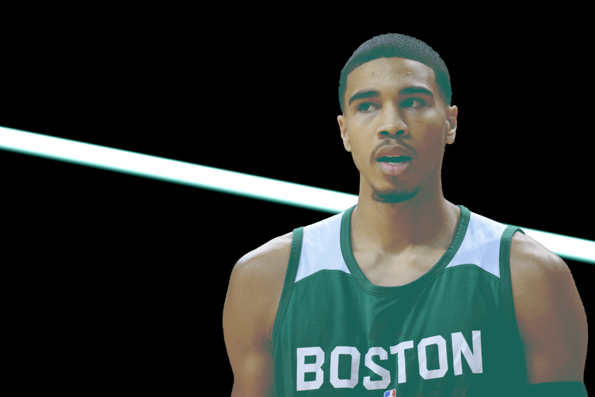 Jayson Tatum Is The Most Dubious Rookie Of The Year Dark Horse