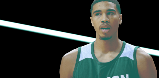 It's not often that high lottery picks are dark horses in the Rookie of the Year race, but that's what's happening with Jayson Tatum. Mandatory Credit: USATSI