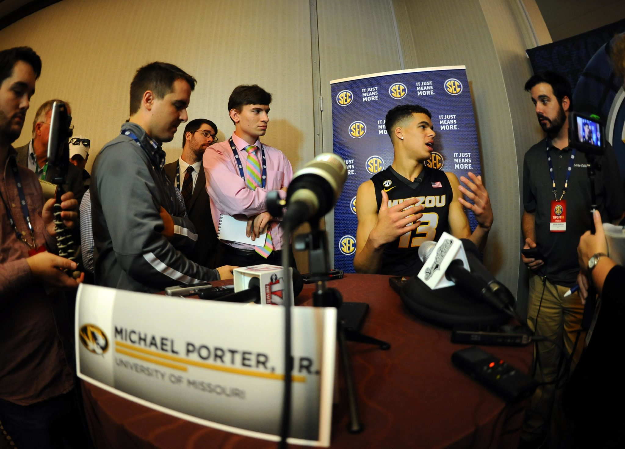 Top NBA Prospect Michael Porter Jr. To Miss Rest Of NCAA Season